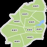 市内エリアマップサンプル